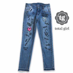 ⤵️TG total girl 10reg Jeans